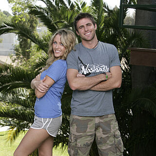 An alternate photo of Mika & Canaan for <i>The Amazing Race</i>.
