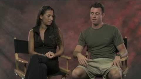 The Amazing Race 15 - Meet Garrett and Jessica