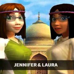 Jennifer & Laura