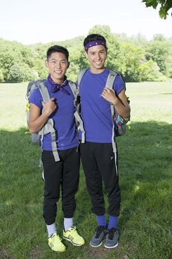 the amazing race china gay teams