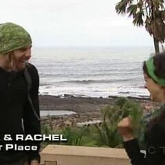 TK & Rachel finish 1st on <a href=