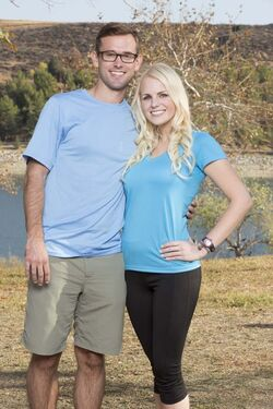 Josh and brent amazing race winners dating