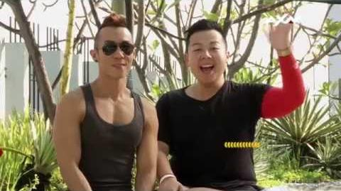 The Amazing Race Asia 5 - JK and Mike