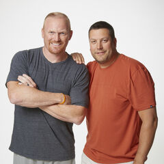 Chris & Bret's alternate cast photo for <i><a href=