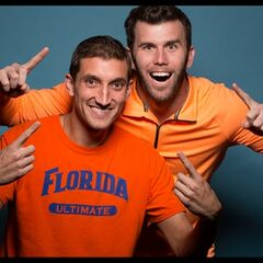An alternate promotional photo of Kurt & Brodie for <i>The Amazing Race</i>.