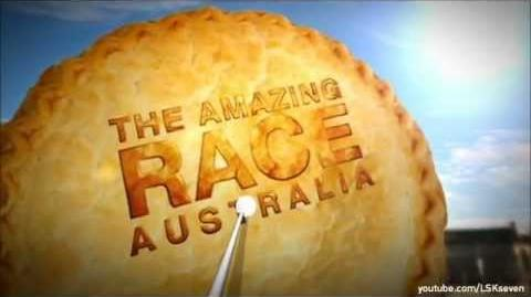 The Amazing Race Australia 2012 3 - Channel 7 Promo