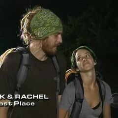 TK & Rachel finish last on <a href=