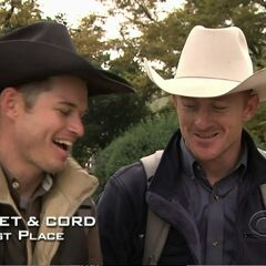 Jet & Cord have won the fifth leg.