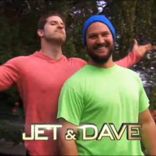 Jet & Dave's Opening Sequence.