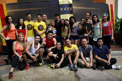 The Amazing Race Philippines 1 teams