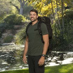 Tyler's Individual photo for <i>The Amazing Race</i>.