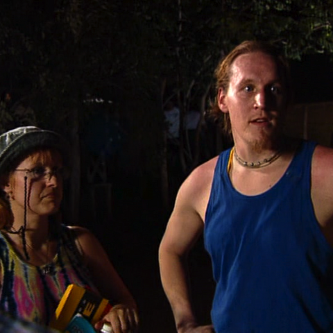 Matt & Ana were the very first team to be eliminated from the race.