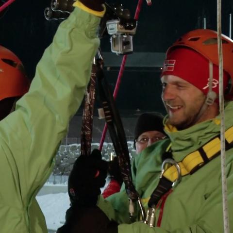 Morten & Truls winning <i>The Amazing Race Norge</i>.