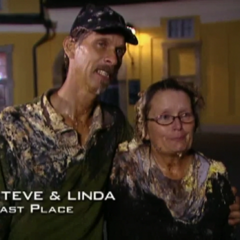 Steve & Linda were eliminated from the race in 10th place.