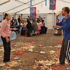 Margie &amp; Luke doing the <i>Austrian Follies</i> <a href=