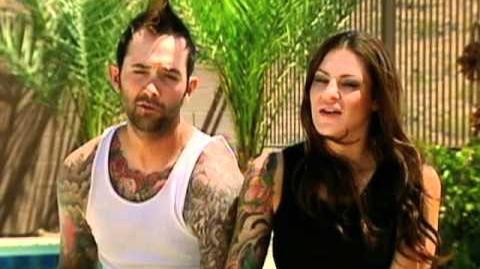 Nick and Vicki