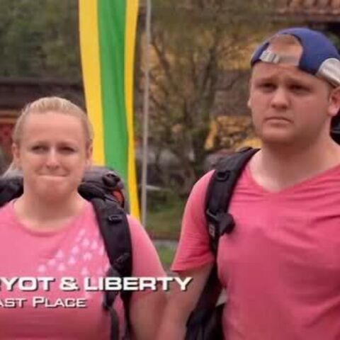 Ryot & Liberty were eliminated from the race in 11th place.