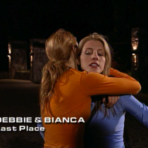 Debbie & Bianca were eliminated from the race in 9th place having unable to recover from driving two hours in the wrong direction.