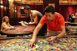 Sam Dan Poker Chips