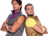 Daniel & César