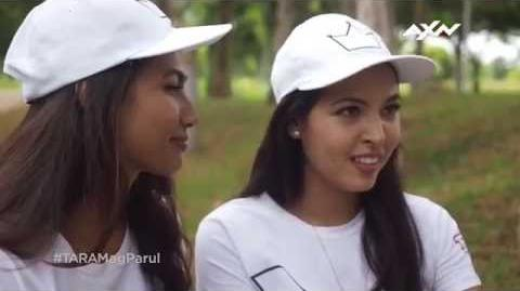 The Amazing Race Asia 5 - Parul & Maggie