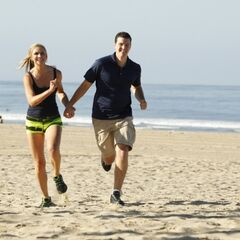 Kelsey & Joey heading to the <a href=