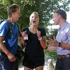 Meghan & Cheyne win <i>The Amazing Race 15</i>.