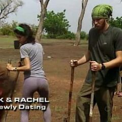 TK & Rachel attempt the <i>Shake Your Booty</i> Detour on <a href=