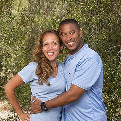 Nicole & Travis' alternate promotional photo.