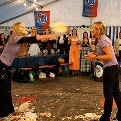 Christie & Jodi doing the <i>Austrian Follies</i> <a href=