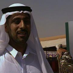 Leg 8: Desert Oasis, Margham, United Arab Emirates