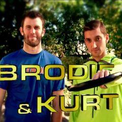 Brodie & Kurt's opening credit.