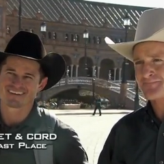 Jet & Cord were eliminated from the race in 5th Place after having been U-Turned by Leo & Jamal.
