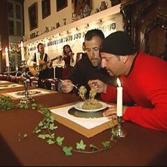 Louie & Michael doing the <i>Sauerkraut</i> <a href=