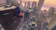 The-Amazing-Spider-Man in New York