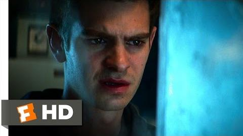 The Amazing Spider-Man 2 (2014) - Peter's Father Scene (3 10) Movieclips