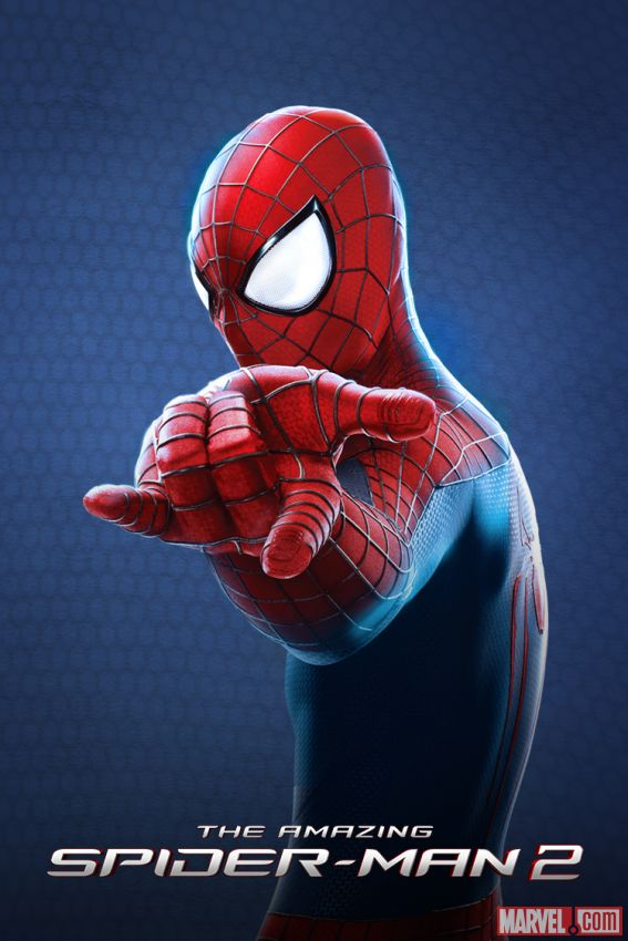 Poster Amazing Spider Man Promo 21