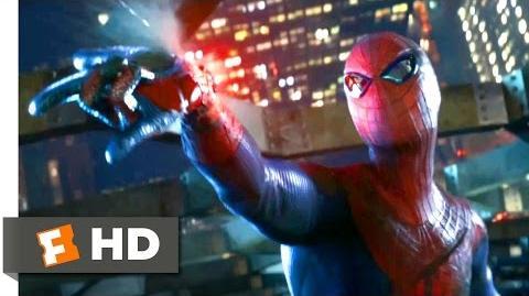 The Amazing Spider-Man - Spider-Man vs. The Lizard Scene (9 10) Movieclips