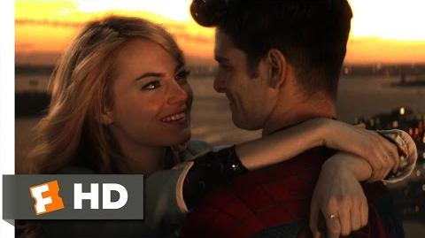 The Amazing Spider-Man 2 (2014) - I Love You Scene (6 10) Movieclips