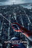 The Amazing Spider-Man sixth poster