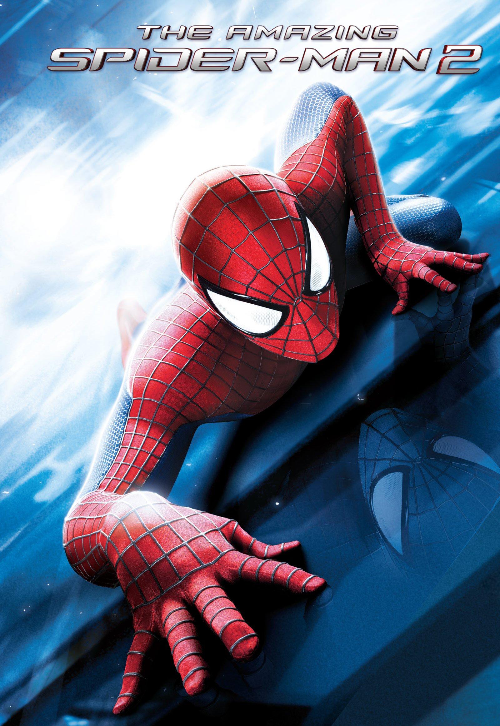 U Spiderman The Amazing Spi...