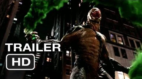 The Amazing Spider-Man Official Trailer 3 (2012) Andrew Garfield HD