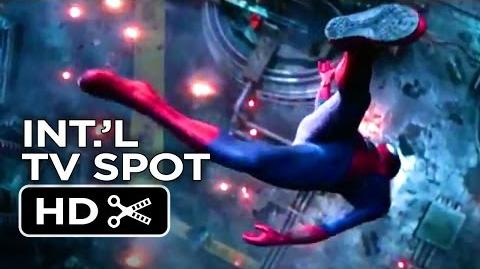 The Amazing Spider-Man 2 International TV SPOT 1 (2014) - Marvel Movie HD