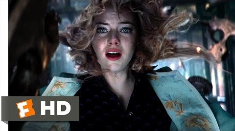 The Amazing Spider-Man 2 (2014) - Gwen's Fall Scene (10 10) Movieclips