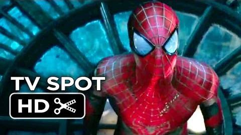 The Amazing Spider-Man 2 TV SPOT - A Fan Becomes An Enemy (2014) - Marvel Movie HD