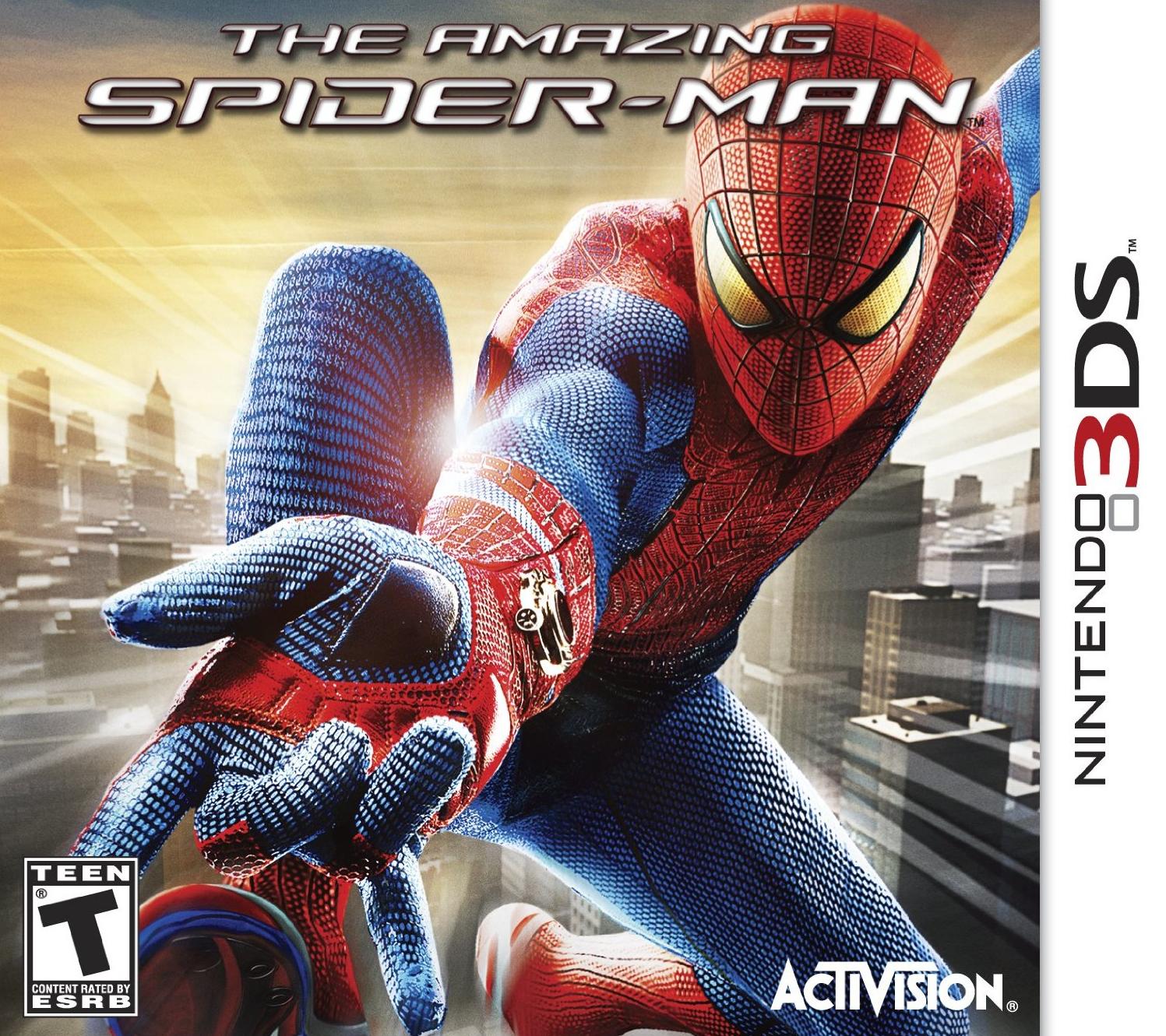 the amazing spider-man (video game) | amazing spider-man wiki