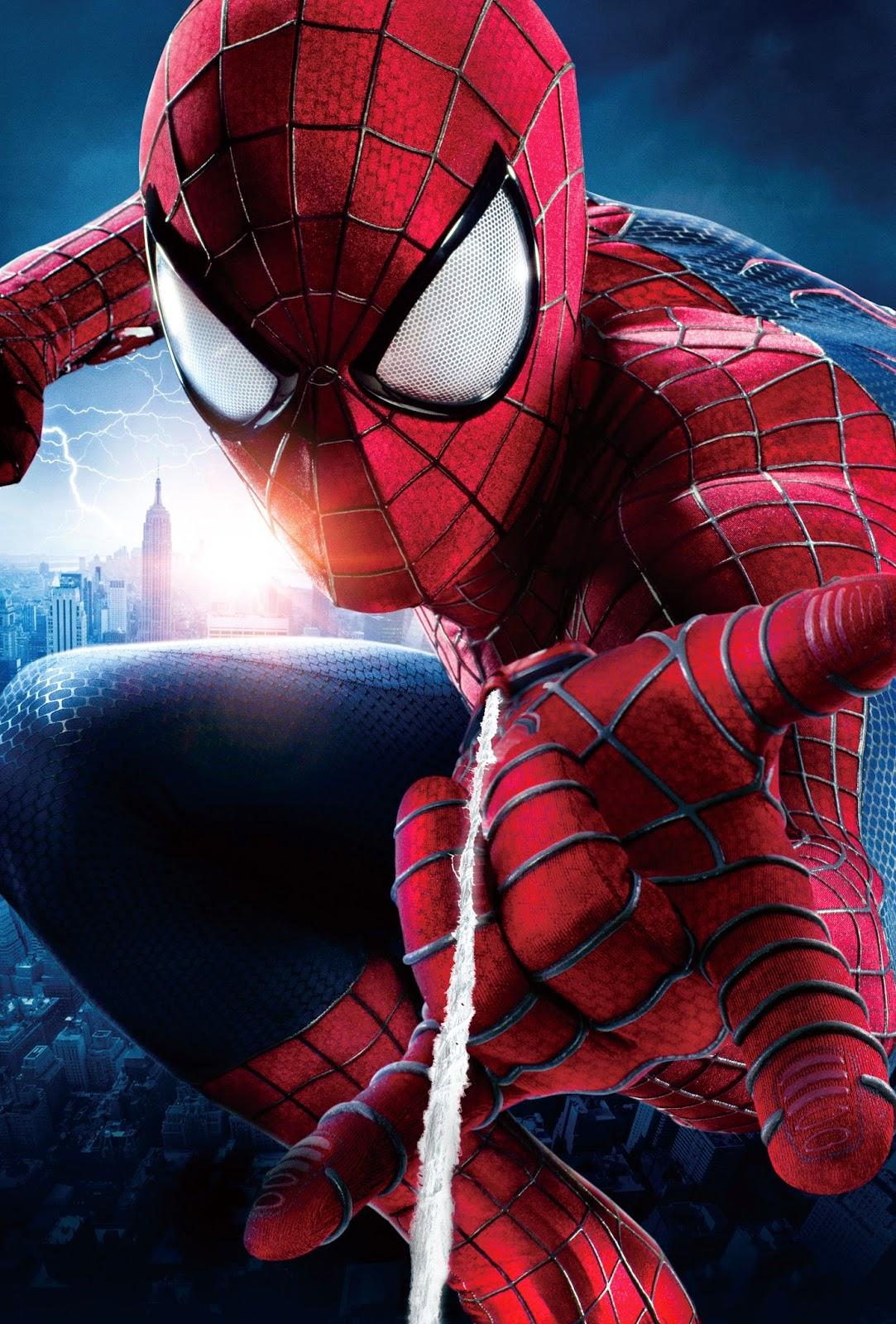 Image poster amazing spider man for Fondos de spiderman