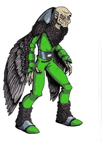 Vulture redesign