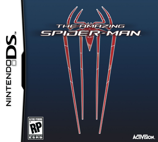 File:The Amazing Spider-Man - Nintendo DS game.png