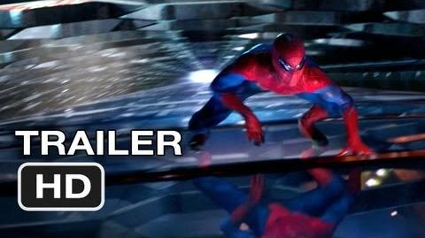 The Amazing Spider-Man Official Trailer 3 (2012) Andrew Garfield Movie HD
